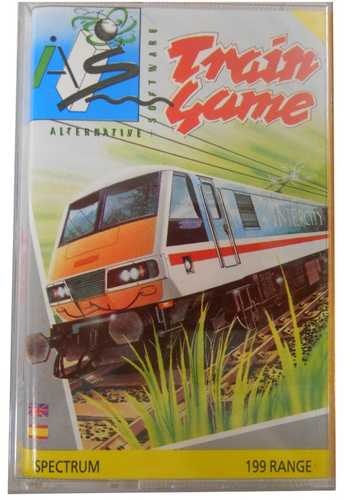 Sinclair ZX Spectrum Train Game