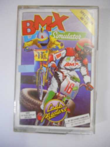 Sinclair ZX BMX Simulator