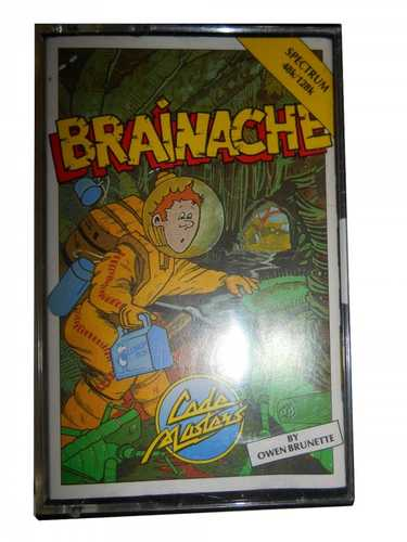 Sinclair ZX Spectrum Brainache