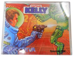 Sinclair ZX Spectrum Captain Kelly