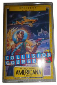 Sinclair ZX Spectrum Collision Course