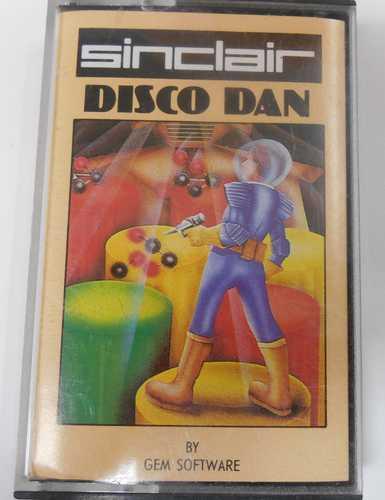 Sinclair ZX Spectrum Disco Dan