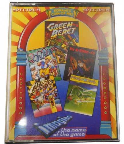 Sinclair ZX Spectrum Konami Coin-Op Hits