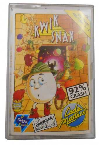 Sinclair ZX Spectrum Kwik Snax