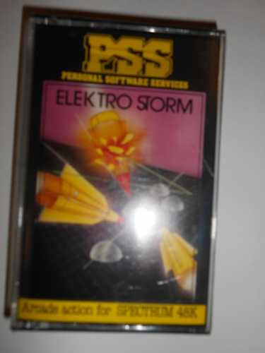 Sinclair ZX Spectrum Elektro Storm