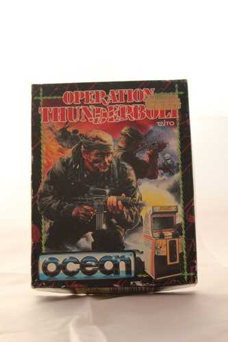 Sinclair ZX Spectrum - Operation Thunderbolt