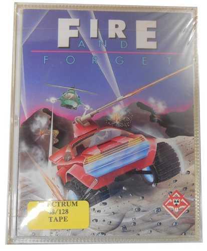 Sinclair ZX Spectrum Fire & Forget