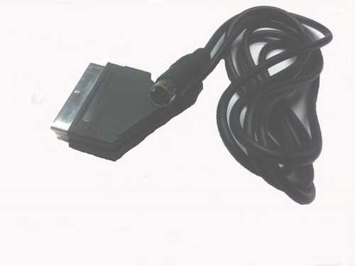RGB-Scart Kabel (alle Pins) für Sega Saturn