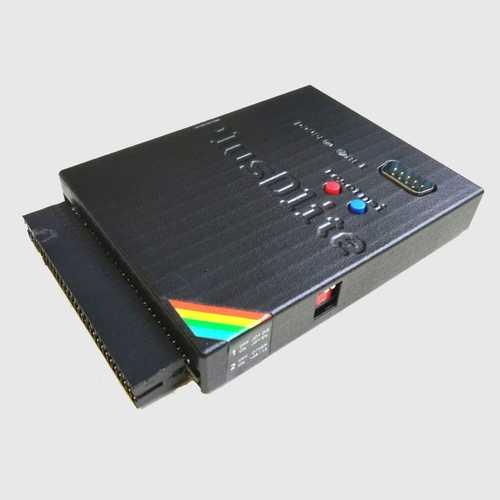 Plus D Lite (+D) Disc interface with case