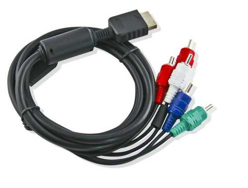 Component Cable for PS2 and PS3 – Bild 2