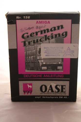 German Trucking (delivery Agent)