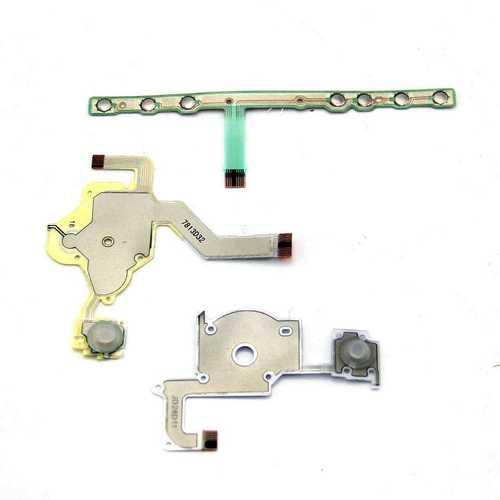 Kabelset zur Steuerung für PSP Slim 2000 (Keystroke control cable)  – Bild 1