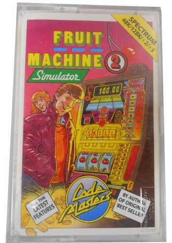Sinclair ZX Spectrum Fruit Machine Simulator 2