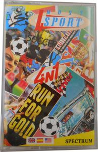 Sinclair ZX Spectrum 4 Most Sport