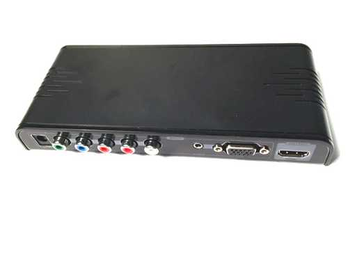 PRO VGA + Component Video (YPbPr) to HDMI Converter – Bild 3