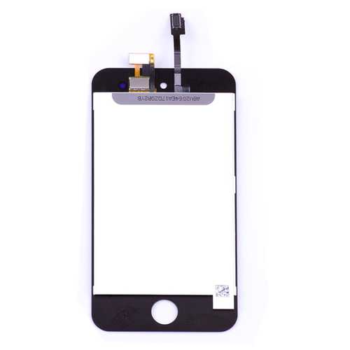 iPod Touch 4G Display unit (Frontglas, LCD, Touchscreen) black – Bild 5