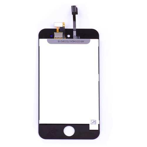 Display-Einheit für iPod Touch 4G schwarz (Frontscheibe, LCD, Touchscreen) – Bild 5