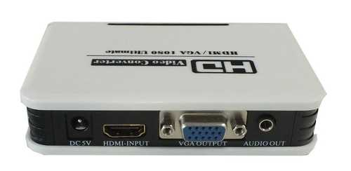 HDMI Converter to VGA and3,5mm Audio – Bild 2