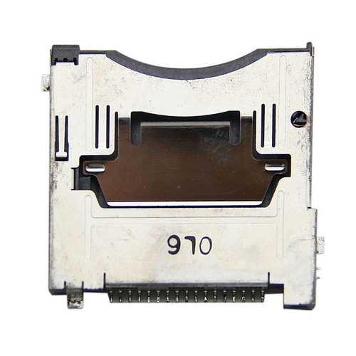 Game Card reader / Game slot for Nintendo 3DS / 3DS XL – Bild 2
