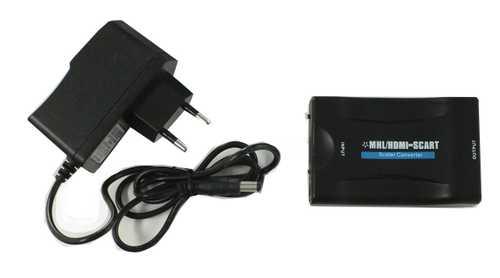 HDMI Downscaler / Konverter auf Scart – Bild 1