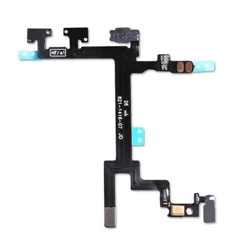 Lautstärke + Power Button Flexkabel für iPhone 5  – Bild 1