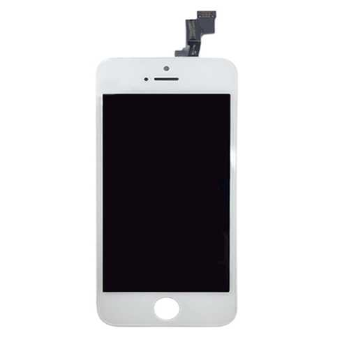 Display for iPhone 5 white, complete SINTECH© Premium - Quality – Bild 1