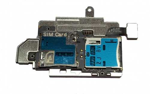 SIM Card Tray and SD Card Holder for SAMSUNG GALAXY S3 I9300