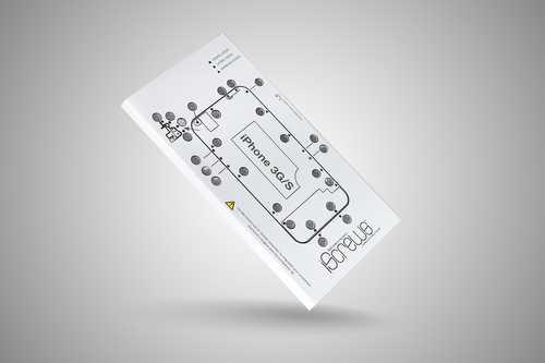 iScrews iPhone 3G/3GS Schraubenaufbewahrung für Profis – Bild 1