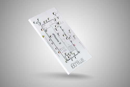 iScrews iPhone 5 Schraubenaufbewahrung für Profis – Bild 1
