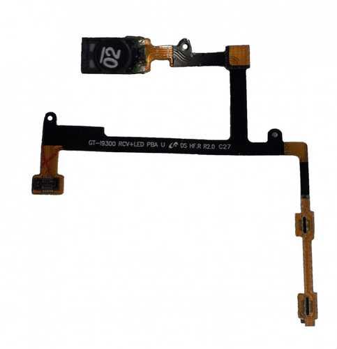Ohrmuschel mit Flexkabel (Lautstärke) für SAMSUNG GALAXY S3 I9300