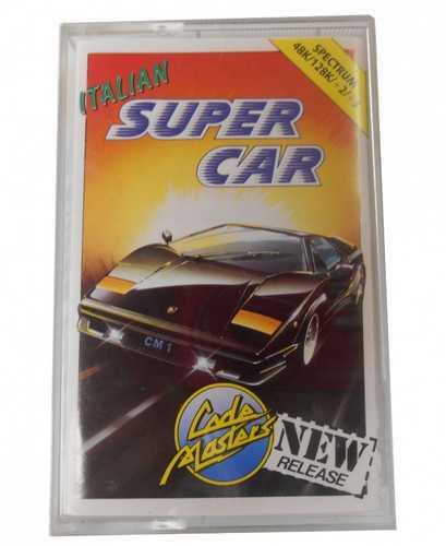 Sinclair ZX Spectrum Italian Super Car