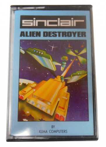 Alien Destroyer