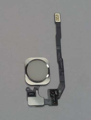 iPhone 5S white Home Button with fingerprint sensor
