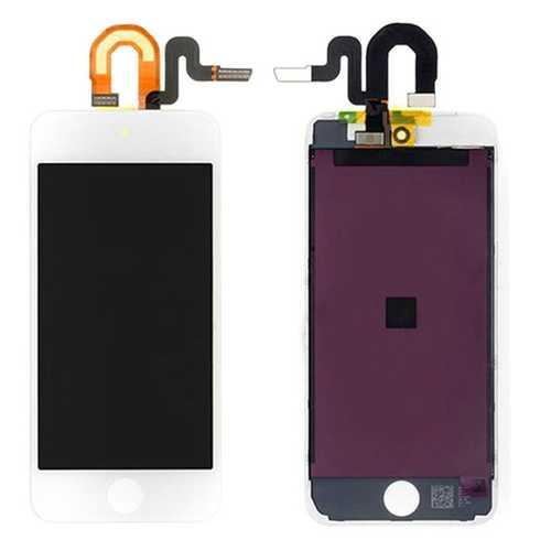 Display-Einheit ( LCD, Touchscreen) für iPod Touch 5G / Touch 6G weiß – Bild 2