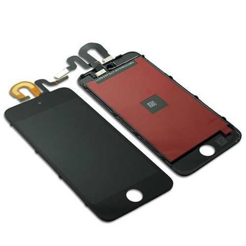 Display-Einheit (LCD, Touchscreen) für iPod Touch 5G / Touch 6G schwarz – Bild 1