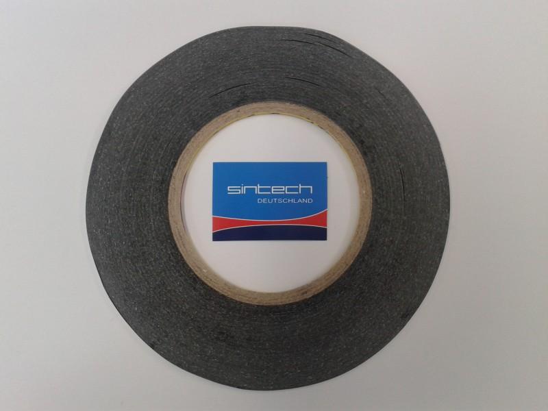 3M doppelseitiges Klebeband auf Rolle, Breite 2mm, 50 Meter Montageklebeband