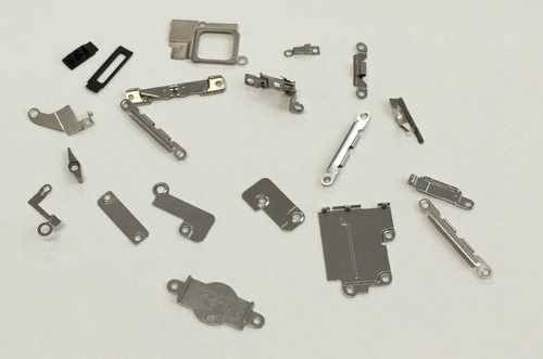 Set of internal metal brackets (20 pieces) for iPhone 5