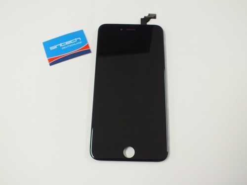 """Display für iPhone 6+ (5,5"""") in schwarz komplett SINTECH© Premium - Qualität"""
