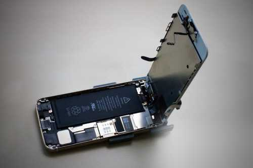 iHold iPhone 5 Reparaturtool – Bild 4