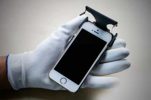 iHold iPhone 5 Reparaturtool – Bild 5