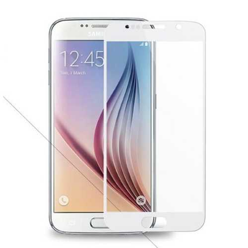 Tempered glas / Burst screen safety glas 9H for Samsung Galaxy S6 – Bild 3