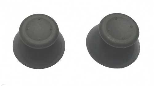 Thumbsticks Analog Sticks black for Xbox360 Controller  , 2 pcs.