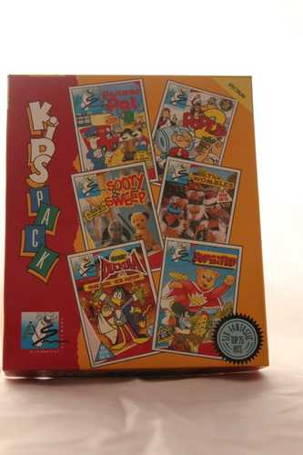 Sinclair ZX Spectrum : Kids Pack