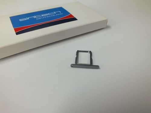 Sim Kartenhalter für Samsung Galaxy S6 schwarz