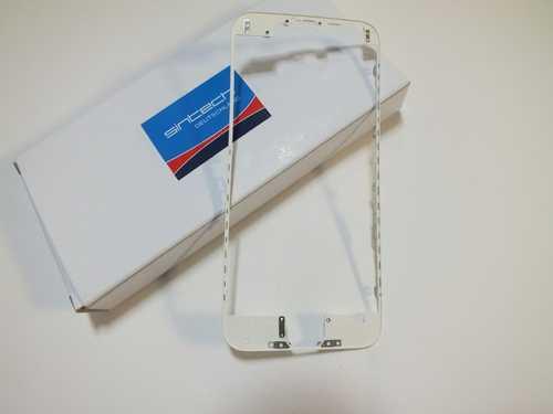 Mittelrahmen für iPhone 6 weiß