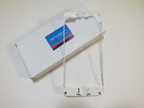 Middle frame for iPhone 6+ white