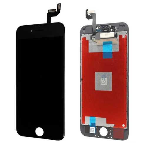 """Display iPhone 6S Plus (5,5"""") schwarz, komplett SINTECH© Premium - Qualität – Bild 1"""