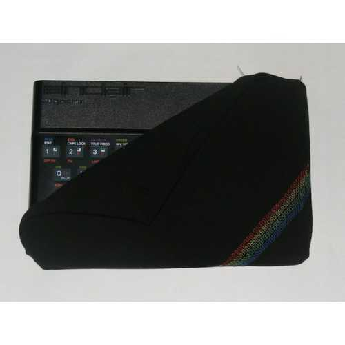 Dust cover in Sinclair design suitable for ZX Spectrum 16k / 48k