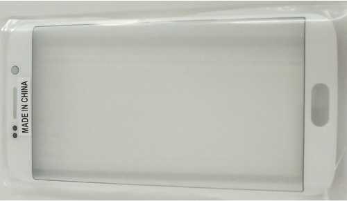Frontscheibe für Samsung Galaxy S6 Edge G925f weiß – Bild 1
