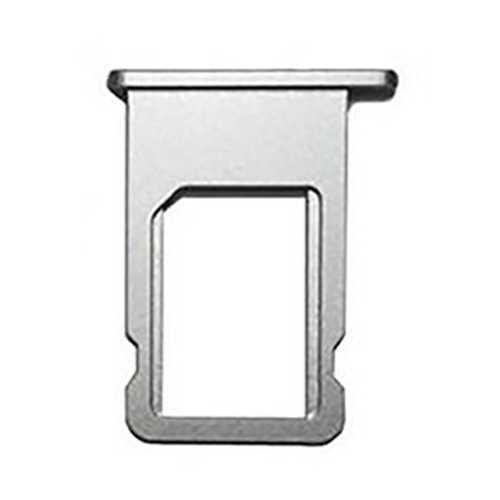 Nano Sim card holder silver for iPhone 6+ white